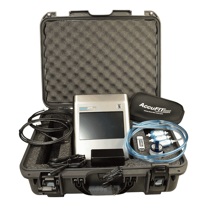 AccuFit9000 Quantitative Respiratory Fit Testing Machine